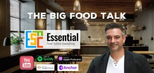 essential food safety consulting