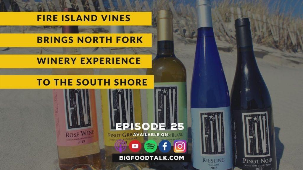 fire island vines bayshore ny