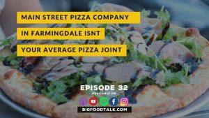 Main Street Pizza Company Farmingdale